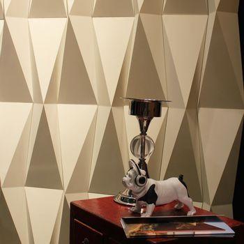 Cemento Arquitectónico Origami Grezoo Areia Mate  20x80 cm