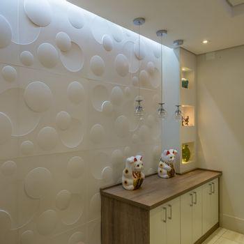 Cemento Arquitectónico Eclypse Branco Mate  75x75x2.5 cm