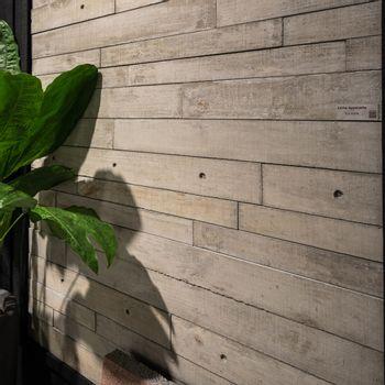 Cemento Arquitectónico Apparente Con Boton Cinza Mate  120x12x2 cm
