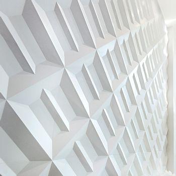 Cemento Arquitectónico Matris Paris Branco Mate 50x50x2.5 cm