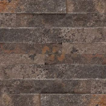 Piedra Fachaleta Brown Oxid 15x60 cm
