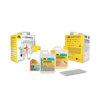 Limpiador Mantencion Fila Kit Ceramica
