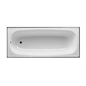 Tina Empotrada Sacha con Bota Agua sin Antideslizante Blanco 700x1300 mm